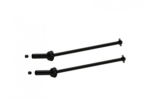 ARRMA 124mm Universal CVD Drive Shafts 2Pcs