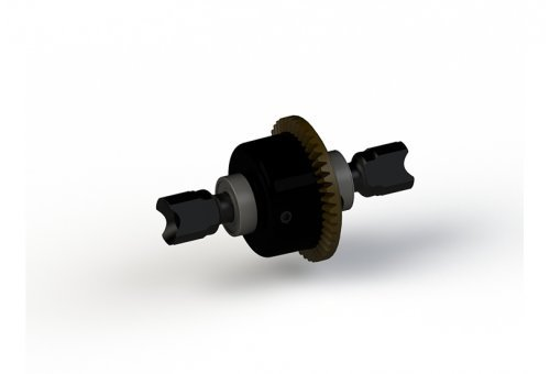 ARRMA Front/Rear Differential Set