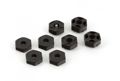 ARRMA 12mm Wheel Hexes 8Pcs