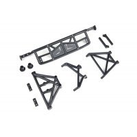 ARRMA 2013 Spec Short Course Rear Bumper Set