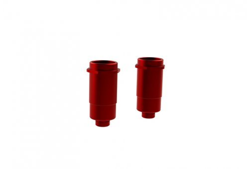 AR330375 | ARRMA 16x41mm Red Aluminium Shock Body 2Pcs