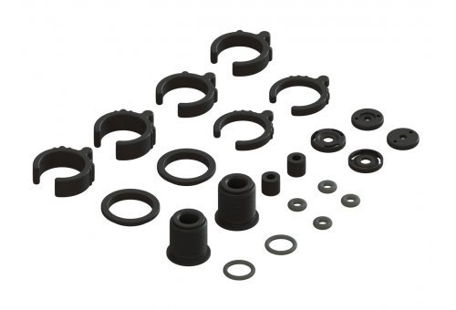 ARRMA Spring Retainer & Shock Part Set