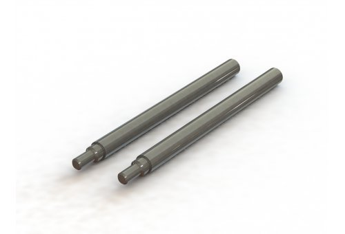 ARRMA 4x57mm Shock Shafts 2Pcs