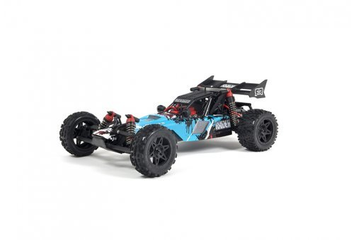 ARRMA 1/10 RAIDER 2014 Spec Blue Painted Body Shell