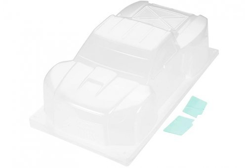 ARRMA 1/10 FURY 2014 Spec Clear Unpainted Body Shell