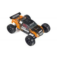 ARRMA 1/10 VORTEKS Orange Painted Body Shell