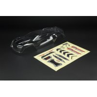 ARRMA 1/10 FAZON Voltage Clear Unpainted Body Shell