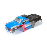 ARRMA 1/10 GRANITE Voltage Blue Painted Body Shell