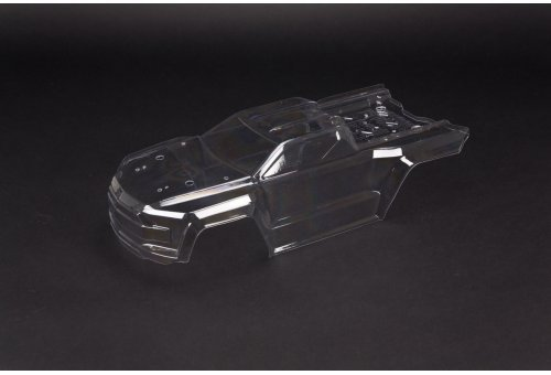 ARRMA 1/10 KRATON 4S Clear Unpainted Body Shell