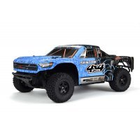 ARRMA 1/10 SENTON 4x4 Blue Painted Body Shell