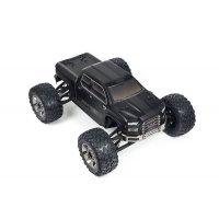ARRMA 1/8 NERO BIG ROCK Black Painted Body Shell