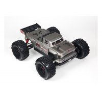 ARRMA 1/8 OUTCAST Dark Silver Painted Body Shell