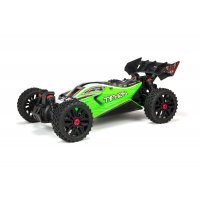 ARRMA 1/8 TYPHON 4x4 Mega Brushed RC Buggy - Green