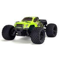 ARRMA 1/10 GRANITE 4x4 Mega Electric Brushed RC Monster Truck - Green
