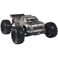 ARRMA 1/8 OUTCAST BLX (V4) Brushless RC Truggy - Grey