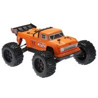 ARRMA 1/8 OUTCAST BLX (V4) Brushless RC Truggy - Orange