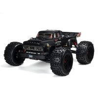 ARRMA 1/8 NOTORIOUS 6S BLX (V4) Brushless RC Truggy - Black