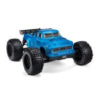 ARRMA 1/8 NOTORIOUS 6S BLX (V4) Brushless RC Truggy - Blue