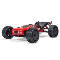 ARRMA 1/8 Talion BLX (V4) Brushless RC Truggy - Red