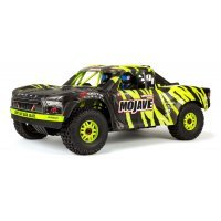ARRMA 1/7 MOJAVE BLX Desert Racer Electric Brushless Off Road Short Course Truck - Green