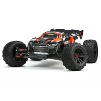 ARRMA 1/5 Kraton 8S BLX Brushless RC Truggy - Orange