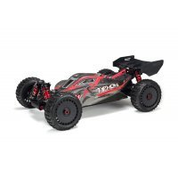 ARRMA 1/8 TYPHON V4 Red Painted Body Shell