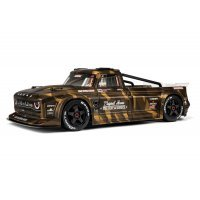 ARRMA 1/7 Infraction Matte Bronze Camo Painted Body Shell