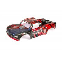 ARRMA 1/7 Mojave BLX Red Painted Short Course Body Shell