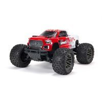 ARRMA 1/10 GRANITE 4x4 BLX 3S (V3) Brushless RC Monster Truck - Red
