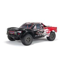 ARRMA 1/10 SENTON 4x4 BLX 3S (V3) Brushless  RC Short Course Truck - Red