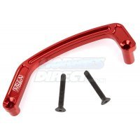 Area RC Red Aluminium Baja Flywheel Cover Brace V2