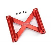Area RC Red Aluminium Baja Roll Cage X Brace
