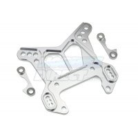 Area RC Silver Aluminium 5IVE-T Front Shock Tower
