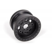 "Axial 2.2"" Trail Ready DD IFD Black Rims 2Pcs"