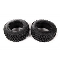 "Axial 2.2/3.0"" Hankook Dynapro Mud Terrain R35 Compound Tyres w/ Foam Inserts 2Pcs"