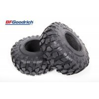 "Axial 2.2"" BFGoodrich R35 Compound w/ Foam Inserts 2Pcs"