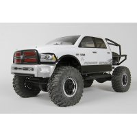 Axial 2015 Ram 2500 Power Wagon Clear Unpainted Body Shell