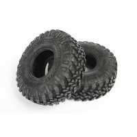 "Axial 1.9"" Nitto Trail Grappler M/T R35 Compound w/ Foam Inserts 2Pcs"