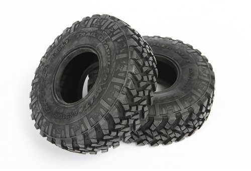 """Axial 1.9"""" Nitto Trail Grappler M/T R35 Compound w/ Foam Inserts 2Pcs"""