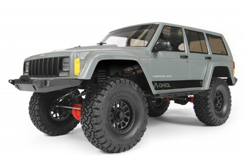 Axial 1/10 SCX10 II 2000 Jeep Cherokee RTR RC Rock Crawler