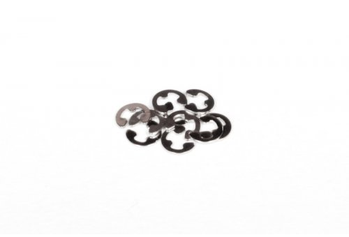 Axial 2mm E-Clips 10Pcs