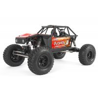 Axial 1/10 Capra 1.9 Unlimited Trail Truck RTR RC Rock Crawler - Red