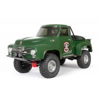 Axial 1/10 SCX10 II 1955 Ford F-100 RTR RC Rock Crawler - Green