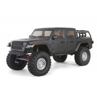 Axial 1/10 SCX10 III Jeep JT Gladiator RTR RC Rock Crawler - Grey