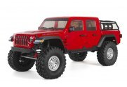 SCX10 III  Jeep JT Gladiator - Red