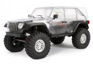 SCX10 III Jeep Wrangler Rubicon JLU Kit