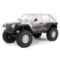 Axial 1/10 SCX10 III Jeep Wrangler Rubicon JLU Kit Electric 4WD RC Rock Crawler