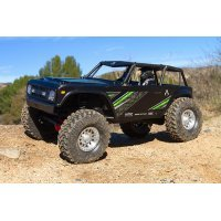 Axial 1/10 Wraith 1.9 Electric 4WD RC Rock Racer Truck - Black