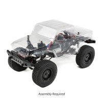 ECX 1/12 Barrage 1.9 4WD Kit Electric RC Off Road Rock Crawler