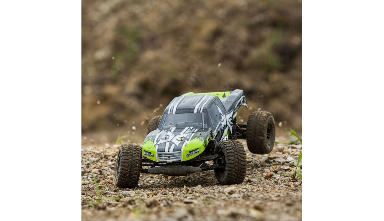 ECX 1/10 AMP MT 2WD Electric Off Road RTR RC Truck - Green